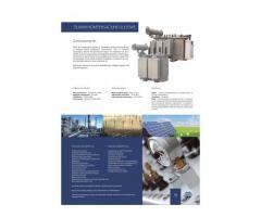 Produkcja, dostawa, sprzedaż dławików do kompensacji mocy biernej