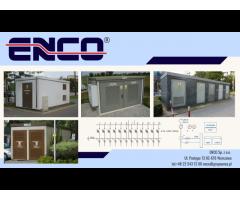 Sprzedaż, produkcja i usługi projektowe w zakresie zasilania elektroenergetycznego